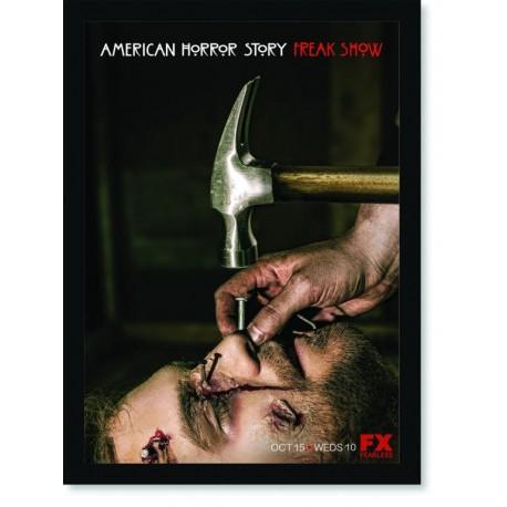 Quadro Poster Series American Horror Story Freak Show 4