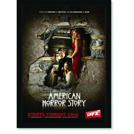 Quadro Poster Series American Horror Story Die 2