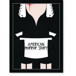 Quadro Poster Series American Horror Story Asylum 7