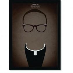 Quadro Poster Series American Horror Story Asylum 8