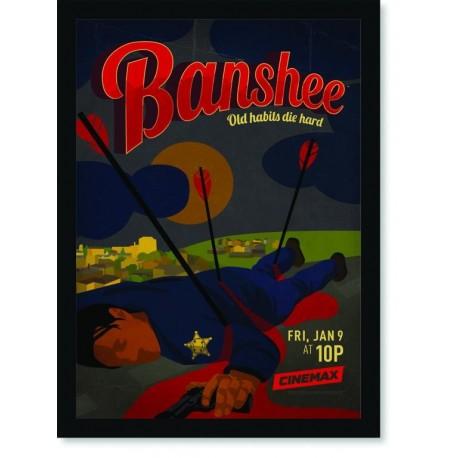 Quadro Poster Series Banshee 4