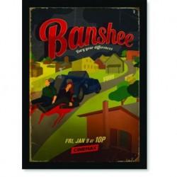 Quadro Poster Series Banshee 5