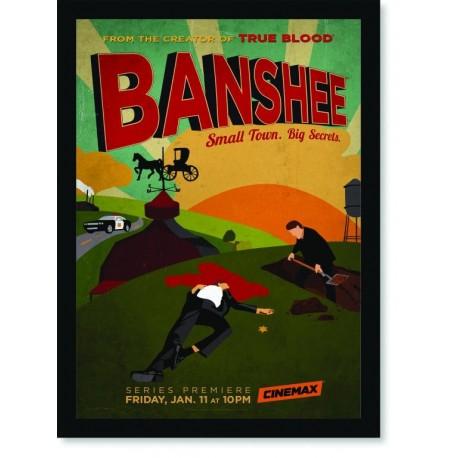 Quadro Poster Series Banshee 6