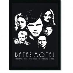 Quadro Poster Series Bates Motel 1