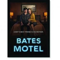 Quadro Poster Series Bates Motel 5