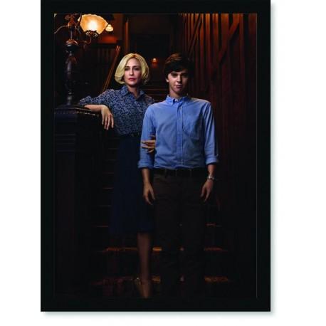 Quadro Poster Series Bates Motel 6