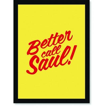 Quadro Poster Series Better Call Saul 5