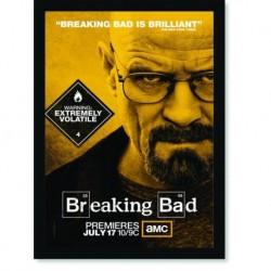 Quadro Poster Series Breaking Bad 31
