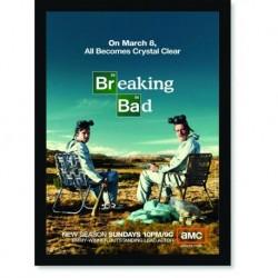 Quadro Poster Series Breaking Bad 33