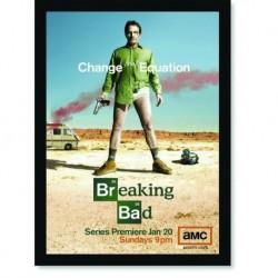Quadro Poster Series Breaking Bad 35