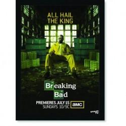 Quadro Poster Series Breaking Bad 5