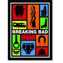 Quadro Poster Series Breaking Bad 6