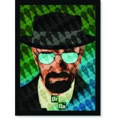 Quadro Poster Series Breaking Bad 7