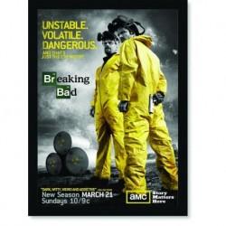 Quadro Poster Series Breaking Bad 13