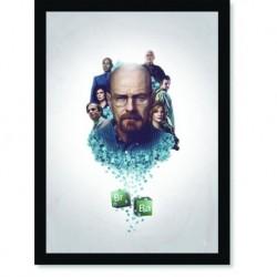 Quadro Poster Series Breaking Bad 21