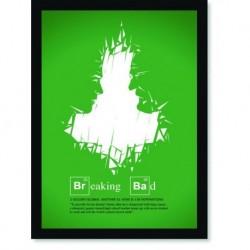 Quadro Poster Series Breaking Bad 22