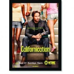 Quadro Poster Series Californication 1