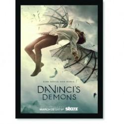 Quadro Poster Series Da Vinci Demon 2