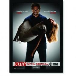 Quadro Poster Series Dexter 1