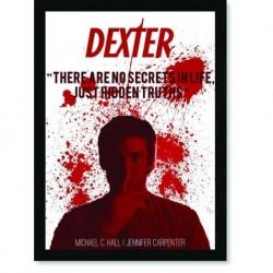 Quadro Poster Series Dexter 2