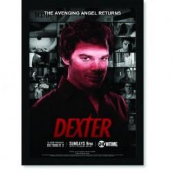 Quadro Poster Series Dexter 4