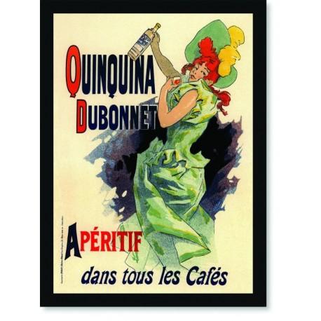 Quadro Poster The Belle Epoque Quinquina