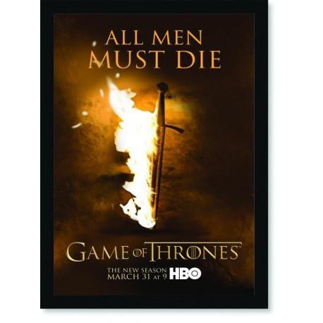 Quadro Poster Series Game of Thrones 23