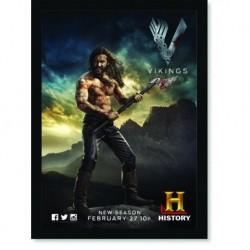 Quadro Poster Series Vikings 8