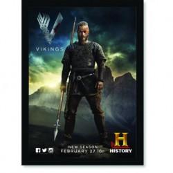 Quadro Poster Series Vikings 9