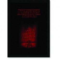 Quadro Poster Series Stranger Things 1