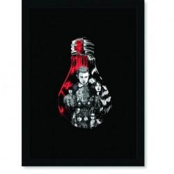 Quadro Poster Series Stranger Things 8