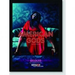 Quadro Poster Series American Gods 01