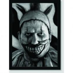Quadro Poster Series American Horror Story Freak Show Twist 1