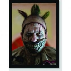 Quadro Poster Series American Horror Story Freak Show Twist 2