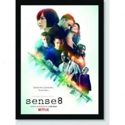 Quadro Poster Series Sense 8