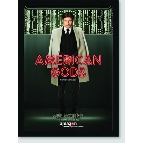 Quadro Poster Series American Gods 07