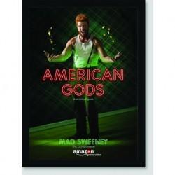 Quadro Poster Series American Gods 08