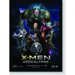 Quadro Poster Filme X Man Apocalypse 01