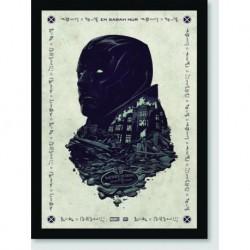 Quadro Poster Filme X Man Xavier School