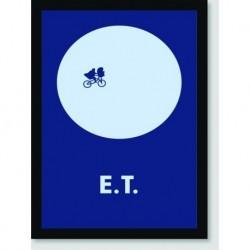 Quadro Poster Filme ET