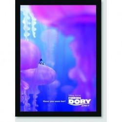 Quadro Poster Filme Finding Dory