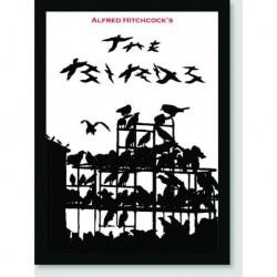 Quadro Poster Filme The Birds