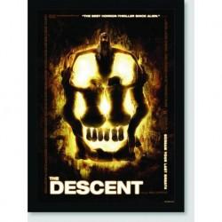 Quadro Poster Filme The Descent