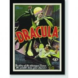 Quadro Poster Filme Dracula