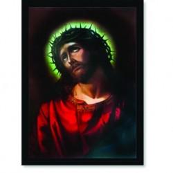 Quadro Poster Catolico Ecce Hommo