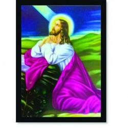 Quadro Poster Catolico Jesus Cristo