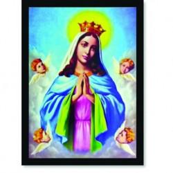 Quadro Poster Catolico Nossa Senhora da Guia