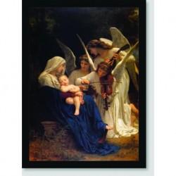 Quadro Poster Espiritual Roman Catholic 287