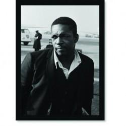 Quadro Poster Grandes Nomes da Musica John Coltrane 03