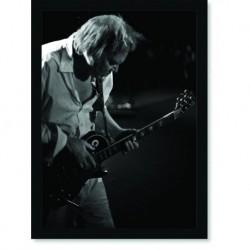 Quadro Poster Grandes Nomes da Música Neil Young